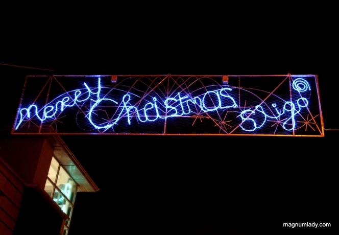 Merry Christmas Sligo