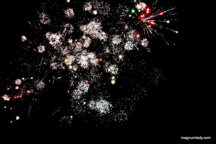 Luton fireworks