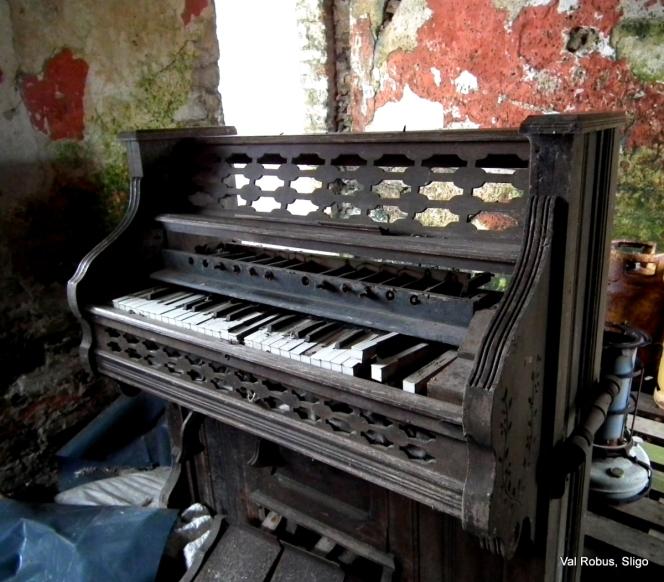 Hopefully not the piano I will learn