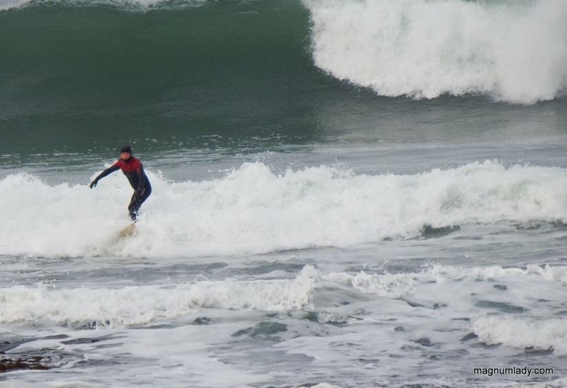 Easkey Surfer