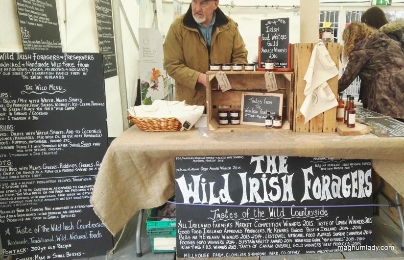 The Wild Irish Forager