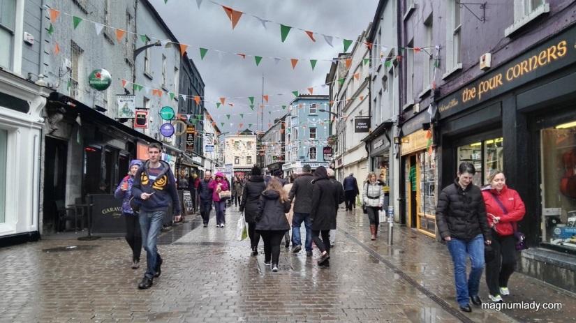 Rainy Galway