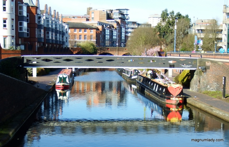Birmingham Barges
