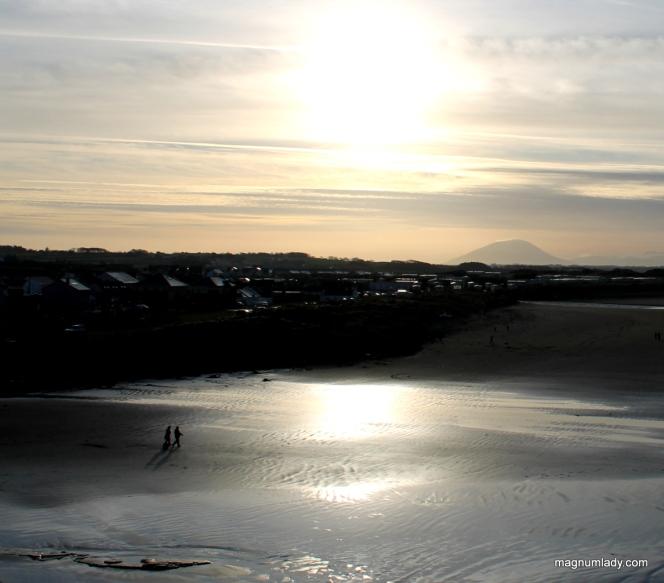 Enniscrone Sunset