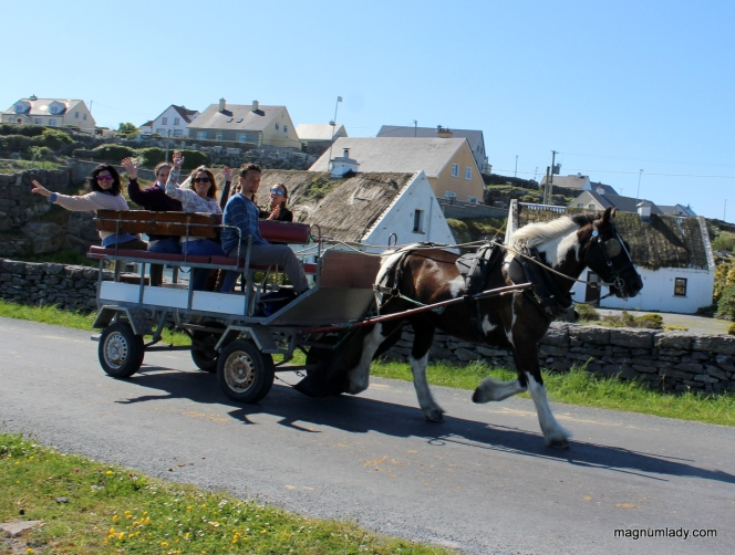 A 'Ferry' Good Day in Doolin – Magnumlady Blog
