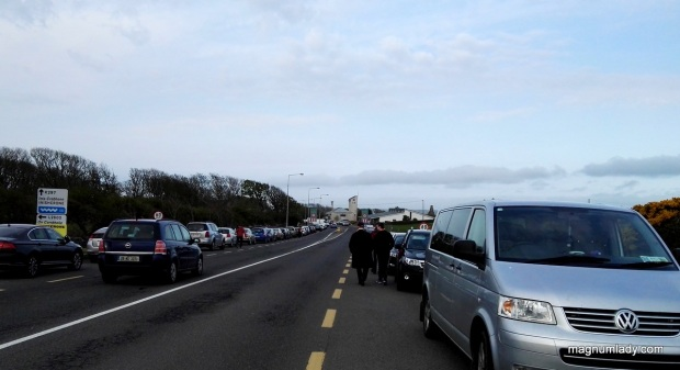 Busy Enniscrone