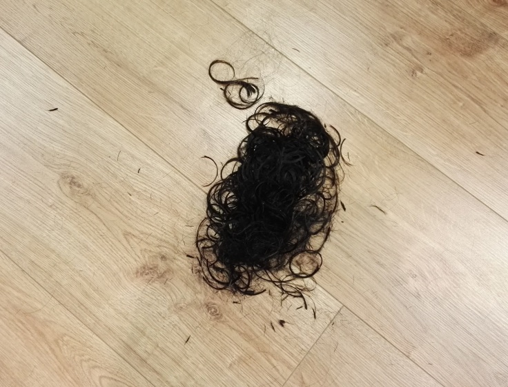 Goodbye Hair