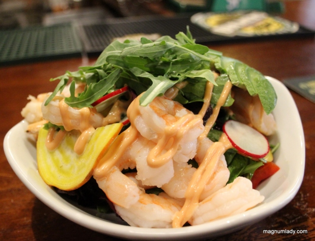 Prawn and Rocket Salad