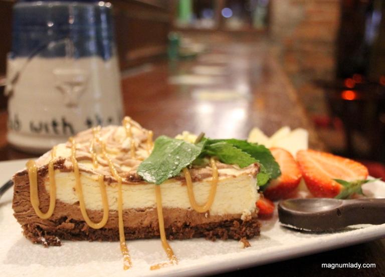 Chocolate Mousse Cake