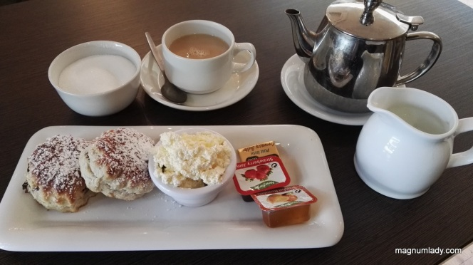 Cream Tea at Breaffy