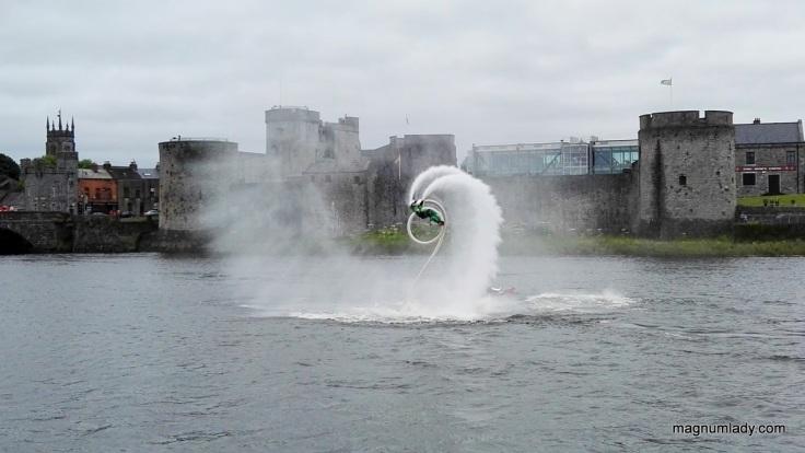 Hydro-flyer