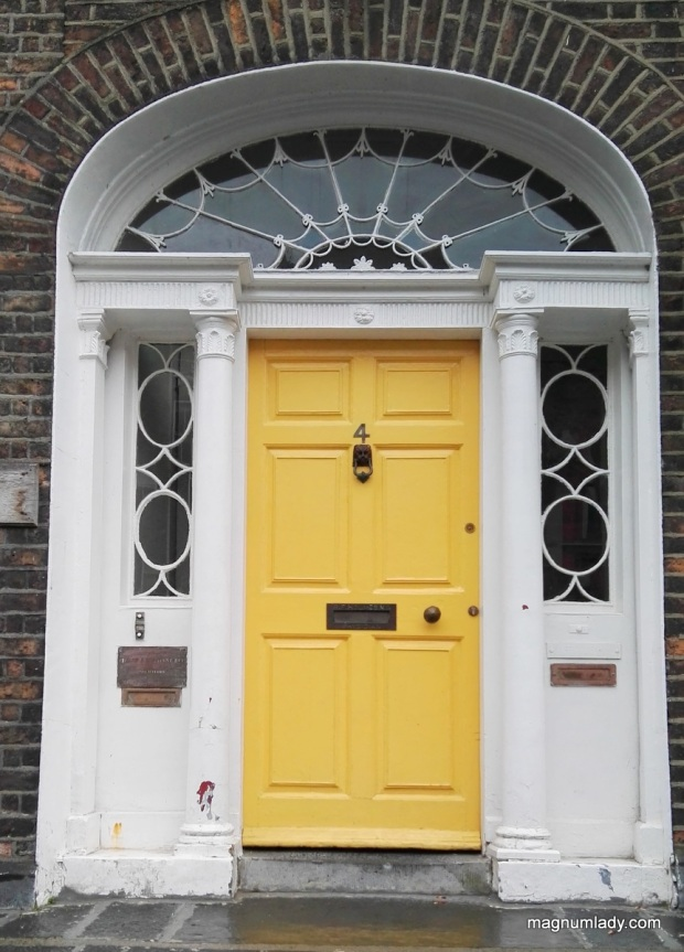 Limerick door