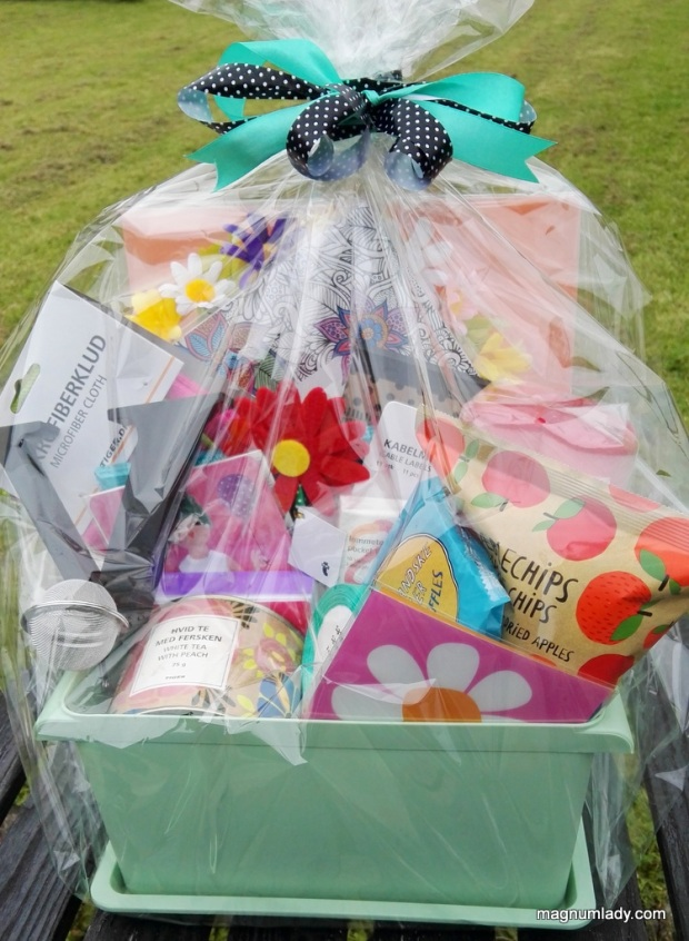 Flying Tiger Hamper