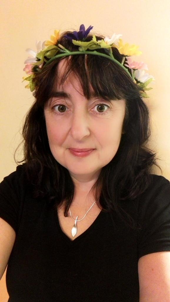 Flowers in my hair