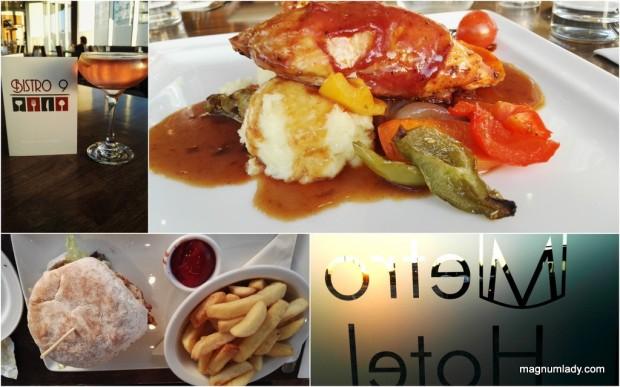 Metro Hotel Food