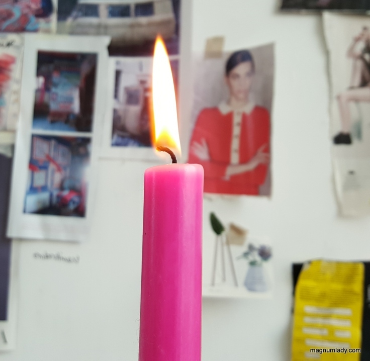Lorna's Candle