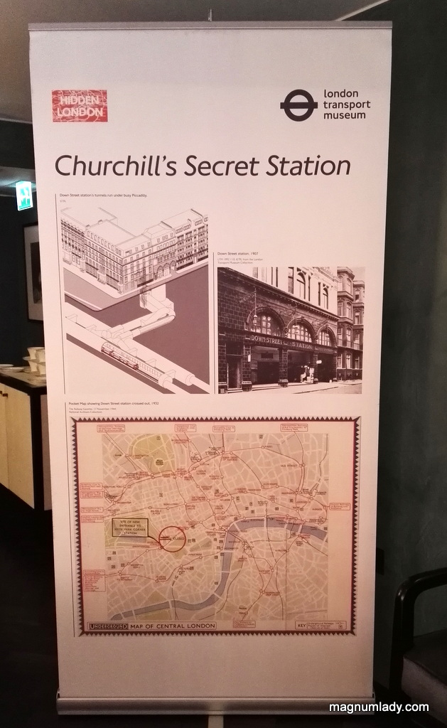 Churchill's Secret Station