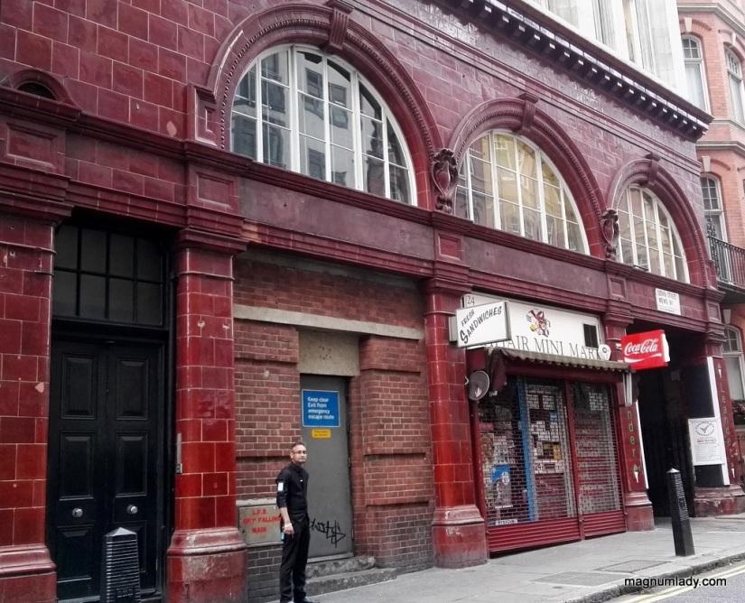 Down Street Underground Station