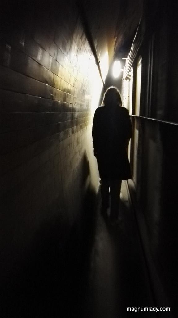Dark tunnels