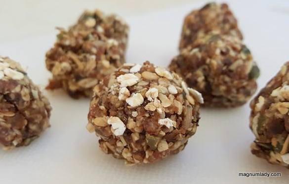 Seedy Balls