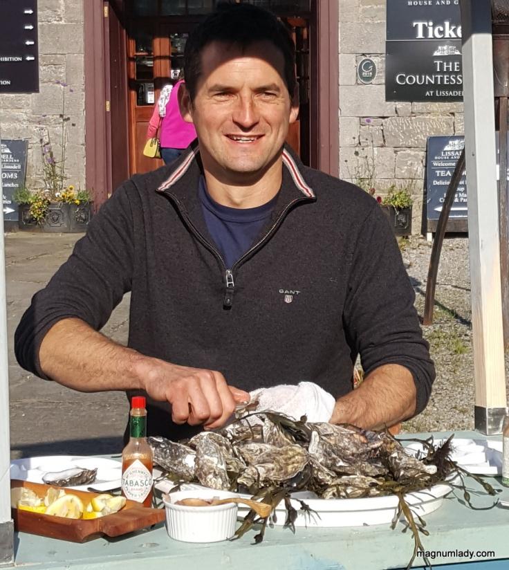 Wild Atlantic Oysters