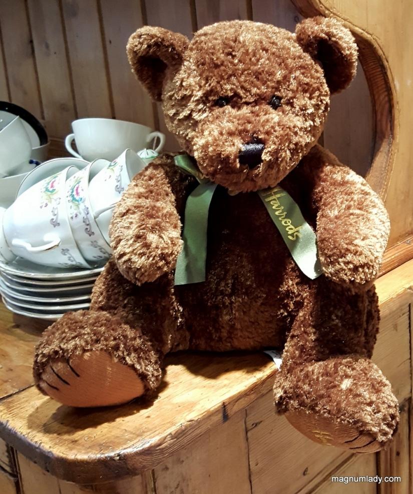 Harrod's Bear