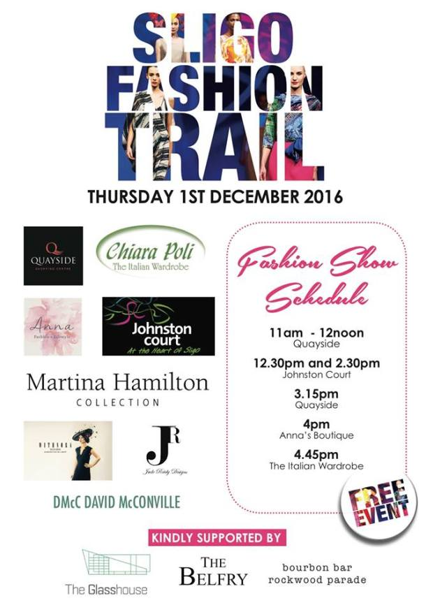 Sligo Fashion Trail
