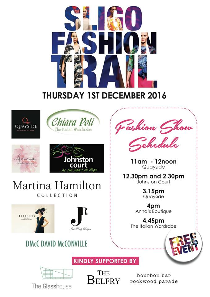 Sligo Fashion Trail