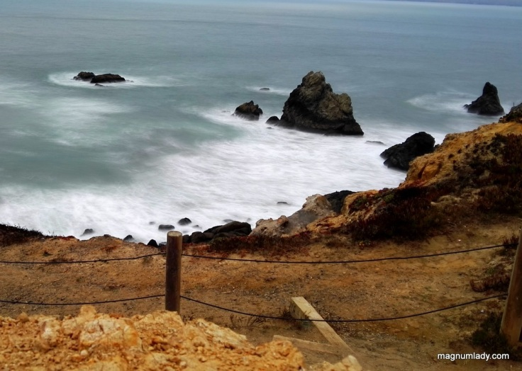 San Francisco - Seal Rocks