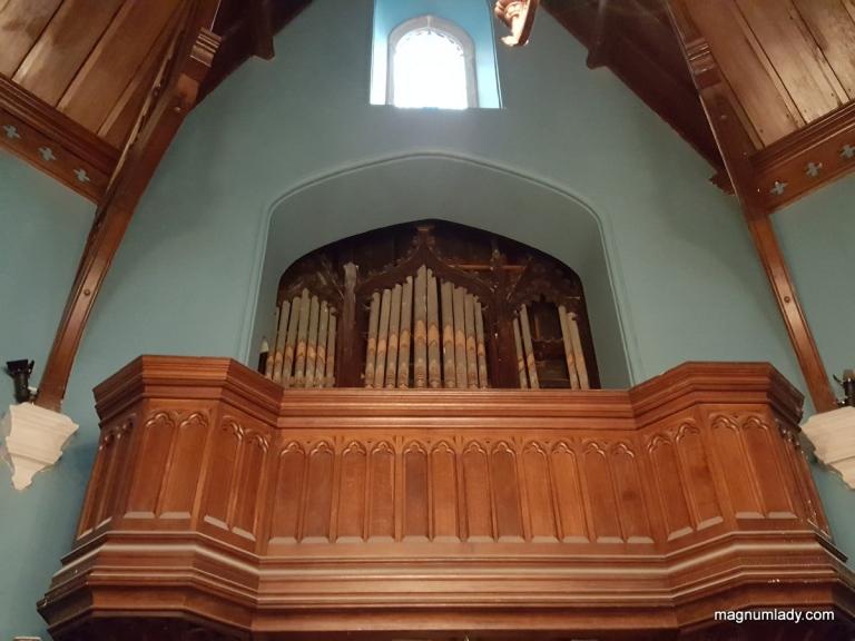 Markree Castle Chapel Organ