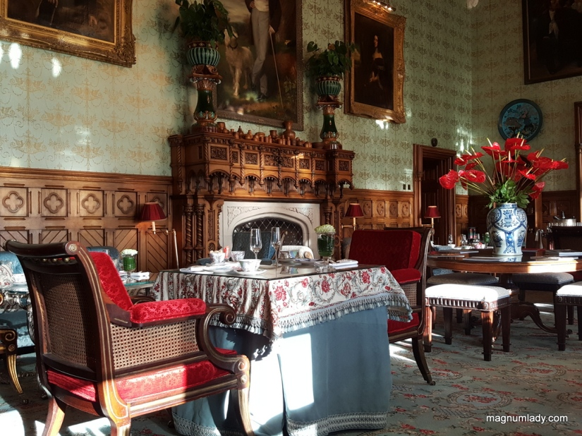 The Connaught Room