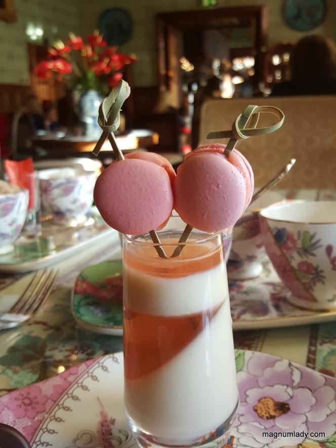 Afternoon Tea dessert