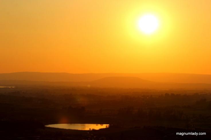 Keash sunset