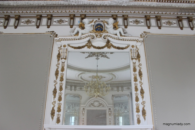 Markree Castle Mirror