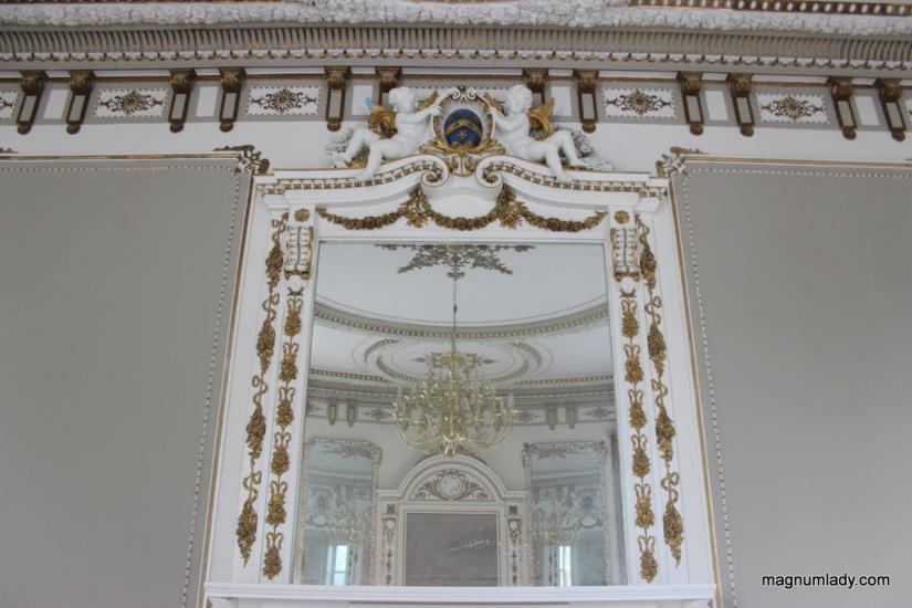 Markree Castle Mirror