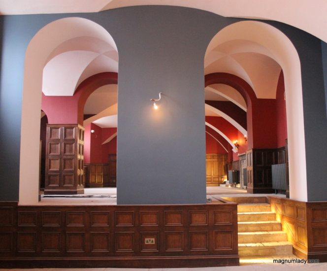 Markree Castle Entertainment Room/Bar