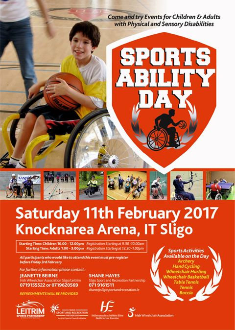 Sports Ability Day
