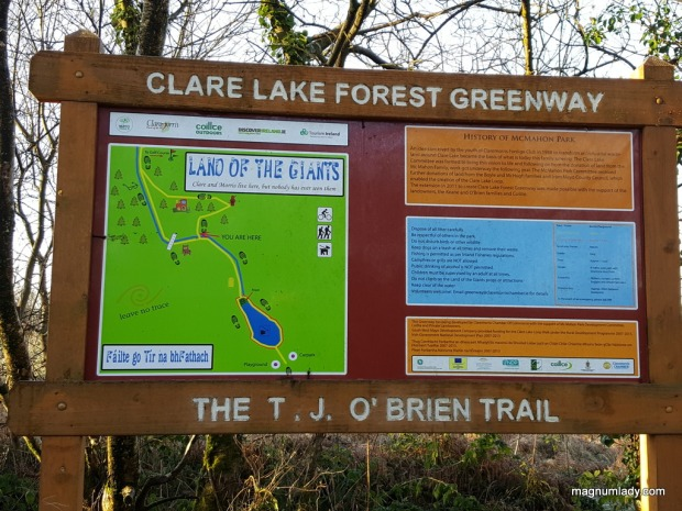 Clare Lake Forest Greenway