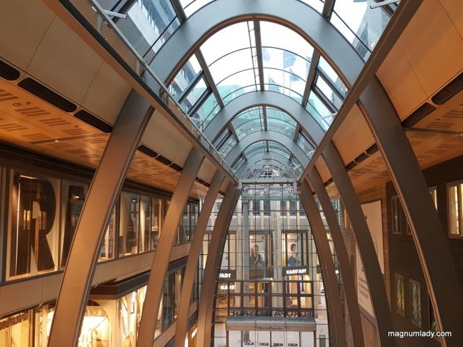 Europa Passage Shopping Centre
