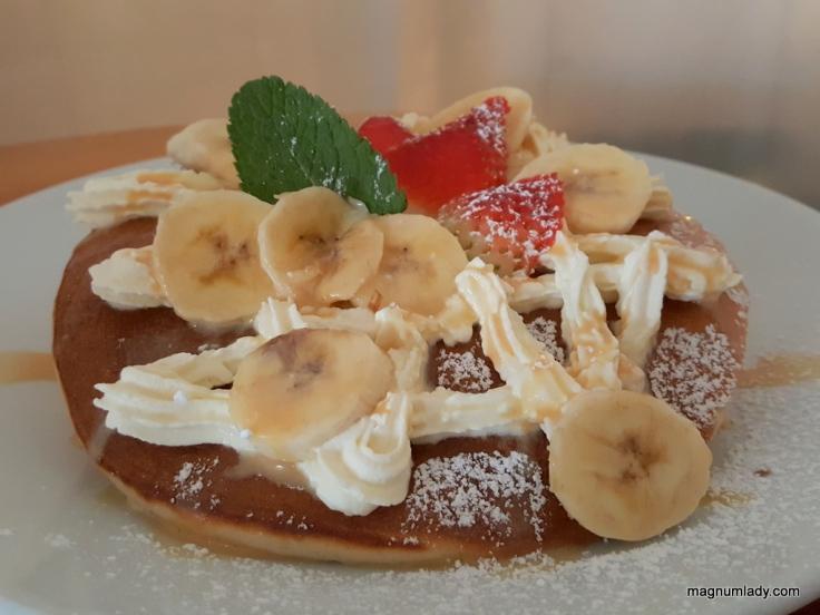Banoffee Pancake