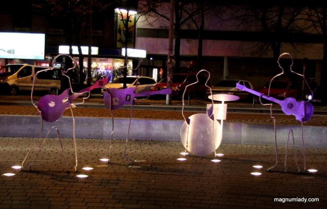 The Beatles-Platz