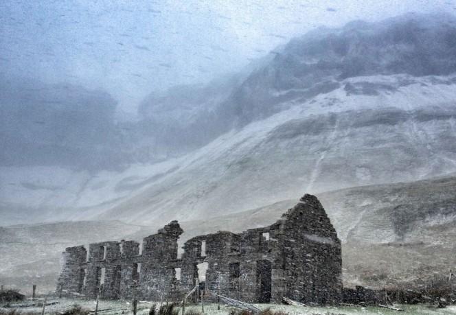 Sligo in the snow