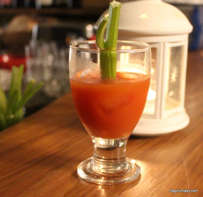 Osta Cafe Sligo Bloody Mary