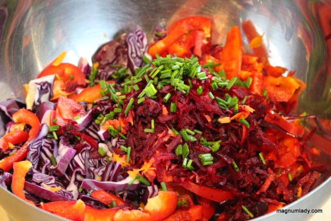 Salad Edergole Kitchen