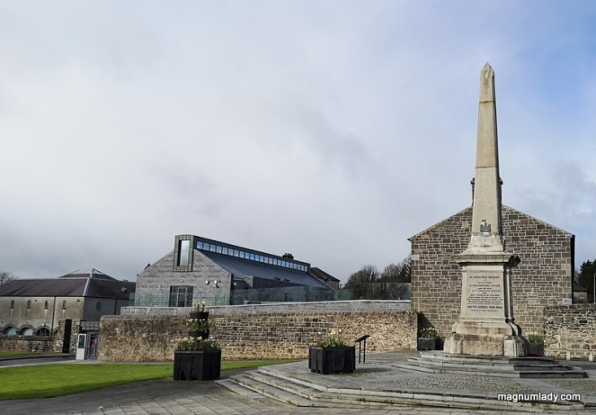 Enniskillen Castle and Monument