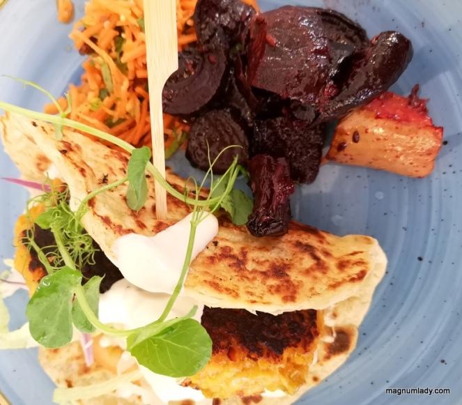 Lyon's Cafe, Sligo lunch