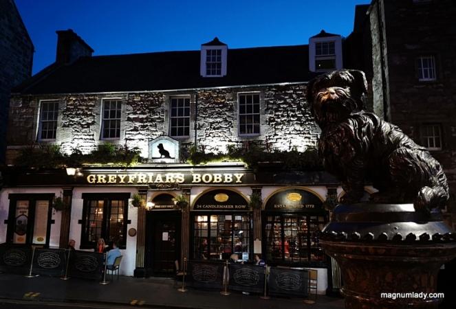 Greyfriars Bobby Pub