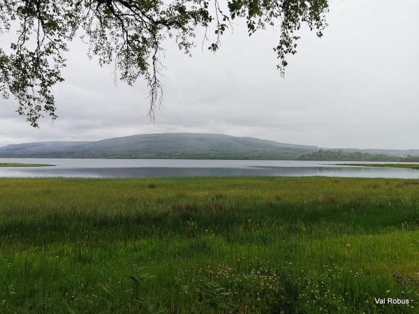 Lough Allen and Sliabh an Iarainn